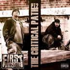 First Division - The Critical Path Pt. 2 Cover