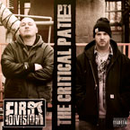 First Division - The Critical Path Pt. 1 Cover
