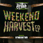 Fortilive - Weekend Harvest EP (Extended Edition) Cover