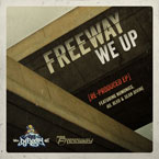 Freeway - We Up (Re-Produced) EP Cover