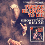 Ghostface Killah - Twelve Reasons To Die Artwork