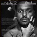 ScHoolboy Q - Habits &amp; Contradictions Artwork