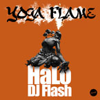 HaLo - Yoga Flame Artwork