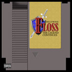 Hollywood FLOSS - The Legend Continues EP Cover