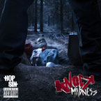 Hopsin - Knock Madness Artwork