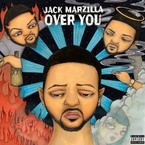 Jack Marzilla - Over You EP Cover