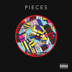 Jared Evan - Pieces EP Cover