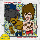 Jarren Benton Meets SMKA: Huffing Glue With Hasslehoff Artwork