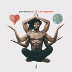 Jesse Boykins III - Love Apparatus Cover
