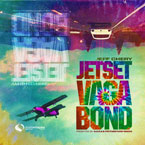 Jeff Chery - Jetset Vagabond Cover