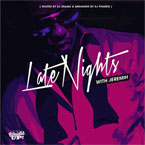 Jeremih - Late Nights Cover