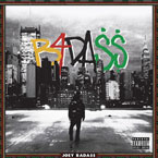 Joey Bada$$ - B4.DA.$$ Cover