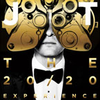 Justin Timberlake - The 20/20 Experience (2 of 2) Artwork