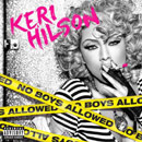 Keri Hilson - No Boys Allowed Cover