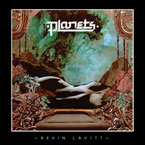 Kevin Lavitt - Planets EP Cover