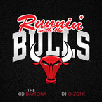 The Kid Daytona - Runnin&#8217; With The Bulls Cover