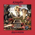 Komplex - Resurrection Cover