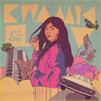 Kwamie Liv - LOST IN THE GIRL EP Cover