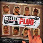 League of Extraordinary Gz x Shane Eli - The Plug EP Cover