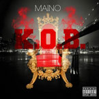 Maino - King of Brooklyn EP Cover