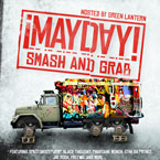 MAYDAY! - Smash &amp; Grab Artwork