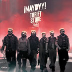 MAYDAY! - Thrift Store Halos EP Cover