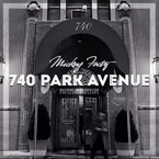 Mickey Factz - 740 Park Avenue Cover