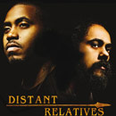 Nas & Damian Marley - Distant Relatives Cover