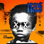 Nas - Illmatic XX Cover