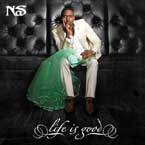 Nas - Life is Good Cover