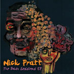 Nick Pratt - The Badu Sessions EP Cover