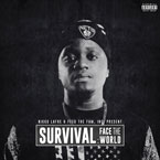 Nikko Lafre - Survival: Face the World EP Cover