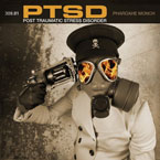 Pharoahe Monch - P.T.S.D Artwork