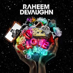 Raheem DeVaughn - A Place Called Love Land Artwork