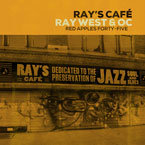 Ray West & OC - Ray's Cafe Cover