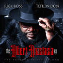 Rick Ross - Albert Anastasia EP Cover