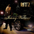 Rittz - The Life and Times of Jonny Valiant Cover