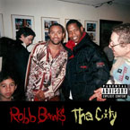 Robb Bank$ - Tha City Cover