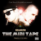 Carl Roe and ProduKtive (as Roe & Pro) - The Mini Tape Cover