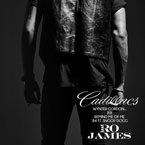 Ro James - Cadillacs EP Cover