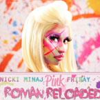 Nicki Minaj - Pink Friday: Roman Reloaded Cover