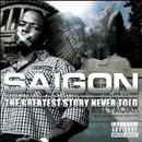Saigon - The Greatest Story Never Told Artwork