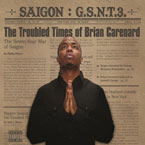 Saigon - GSNT3: The Troubled Times of Brian Carenard Cover