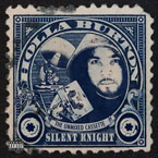 Silent Knight - Holla Burton (5 Year Anniversary Ed.) Cover