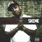 Skeme - Alive and Living Cover