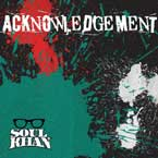 Soul Khan - Acknowledgement EP Cover