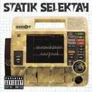 Statik Selektah - Population Control Artwork