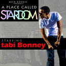 tabi Bonney - A Place Called Stardom Cover