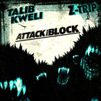 Talib Kweli - Attack the Block Cover