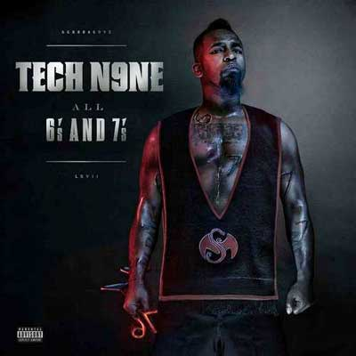Tech N9ne - All 6's & 7's Artwork